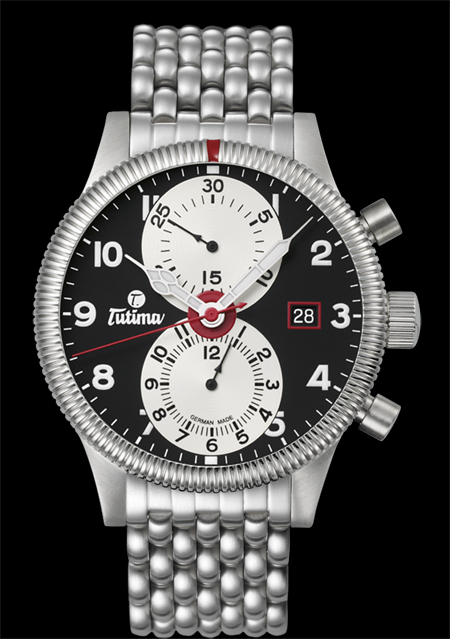 часы Tutima The Grand Classic Chronographs