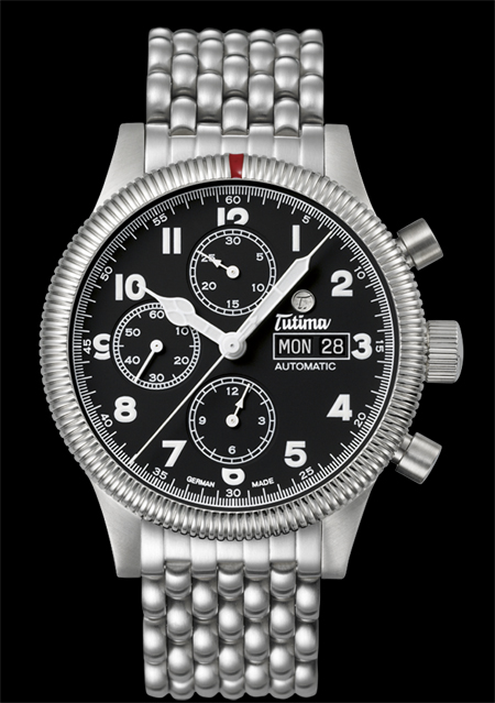часы Tutima The Grand Classic Chronographs