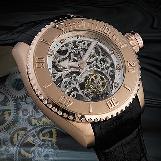 часы V.I.P. Time Magnum Tourbillon