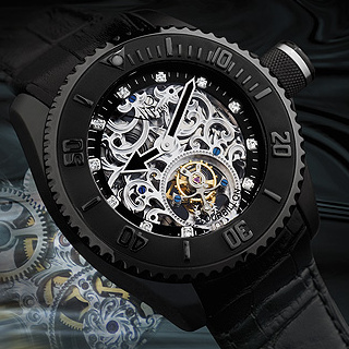 часы V.I.P. Time Magnum Tourbillon