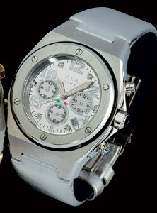 часы V.I.P. Time Diamond Lady size