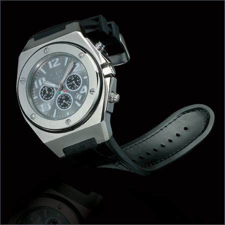 часы V.I.P. Time Steel Man size