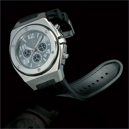 часы V.I.P. Time Steel Lady size