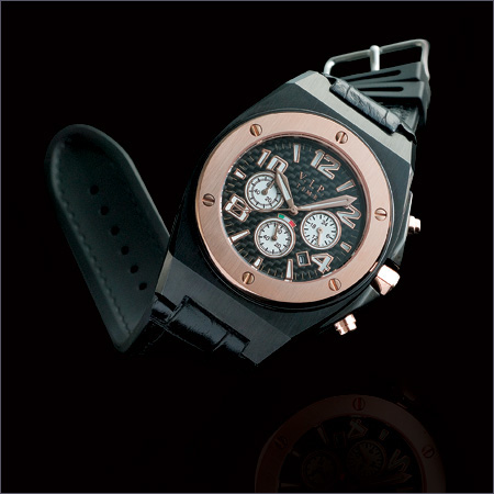 часы V.I.P. Time Steel Man size