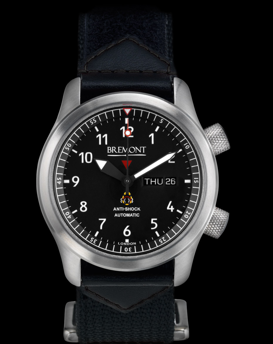 часы Bremont Bremont MBII Features