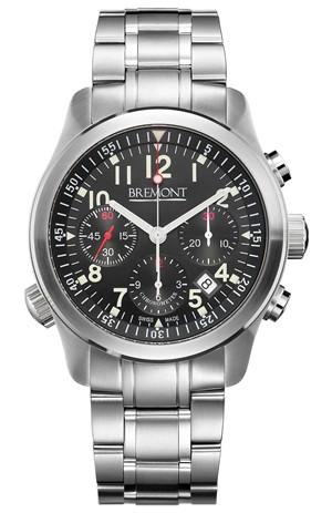 часы Bremont Bremont ALT1-P-BK-07/B