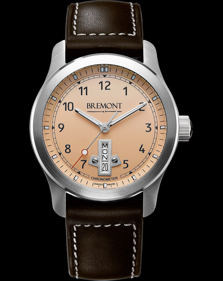 часы Bremont BC-F1 Features