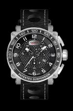 часы Formex A780 Quartz Silver/Black