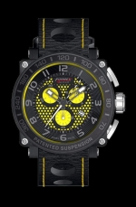 часы Formex A780 Quartz Black/Yellow