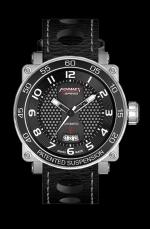 часы Formex Automatic Silver/Black
