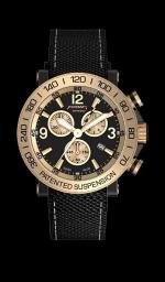 часы Formex TS715 Black PVD and Rose 4N