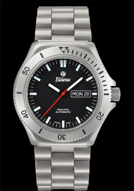часы Tutima The Tutima Pacific