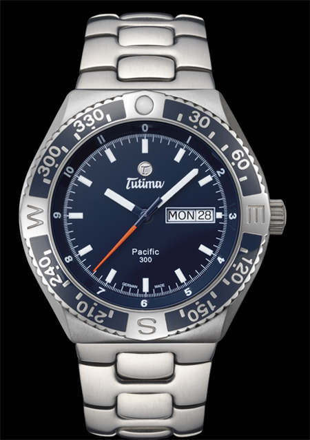 часы Tutima The Pacific 300