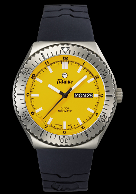 часы Tutima The DI 300
