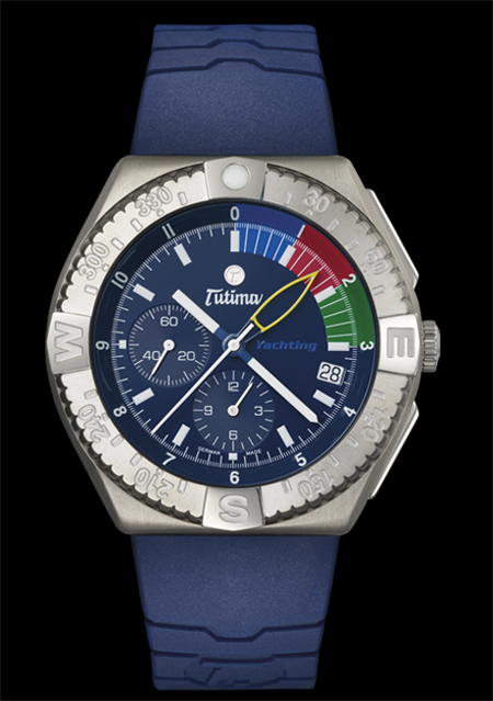 часы Tutima The Yachting Chronograph