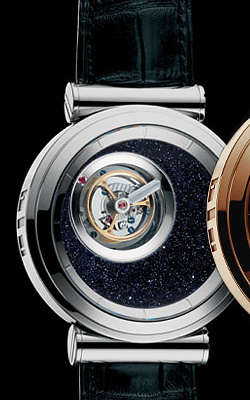 часы Blu Tourbillon MT1