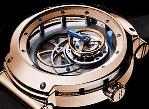 часы Blu Tourbillon MT3