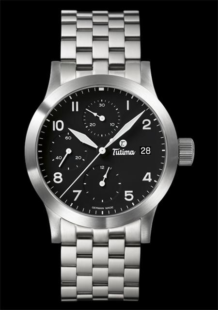 часы Tutima The FX Chronograph