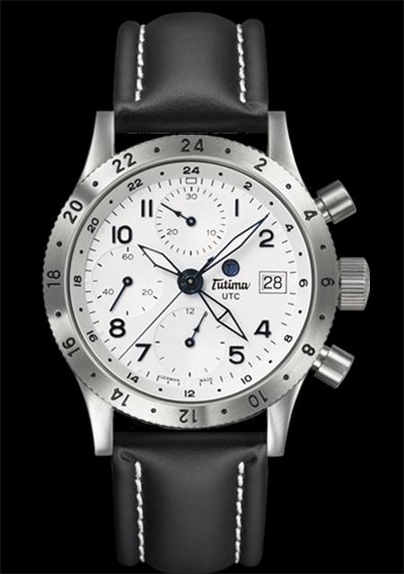 часы Tutima The FX Chronograph UTC