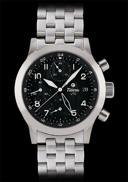 часы Tutima The FX Chronograph UTC