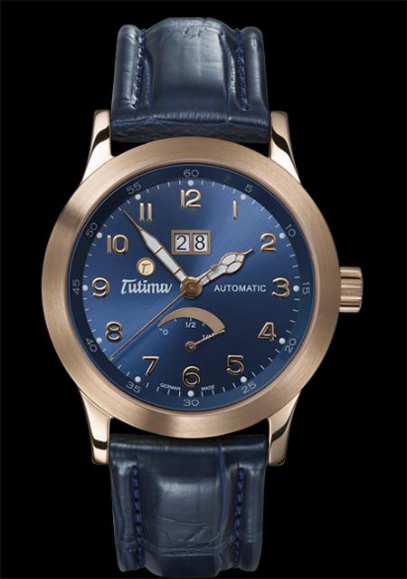 часы Tutima The Valeo Reserve Gold