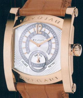 часы Bulgari Assioma Petite Complication