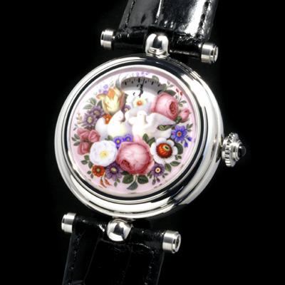 часы Angular Momentum Doves and Flowers