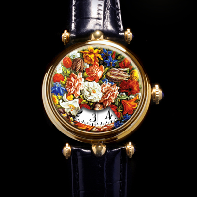 часы Angular Momentum La Montre Baroque
