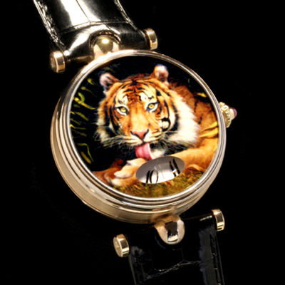 часы Angular Momentum Tiger