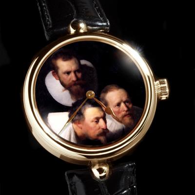 часы Angular Momentum Watch out