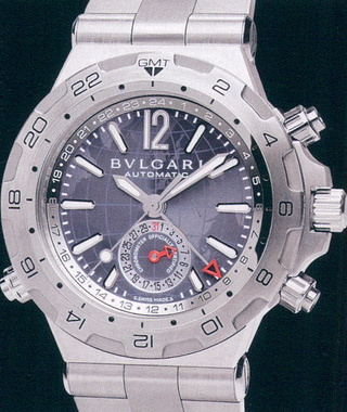 часы Bulgari DIAGONO Proffesional Aria