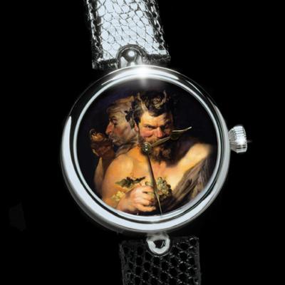 часы Angular Momentum Two Satyrs