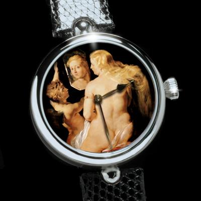 часы Angular Momentum Venus at Mirror