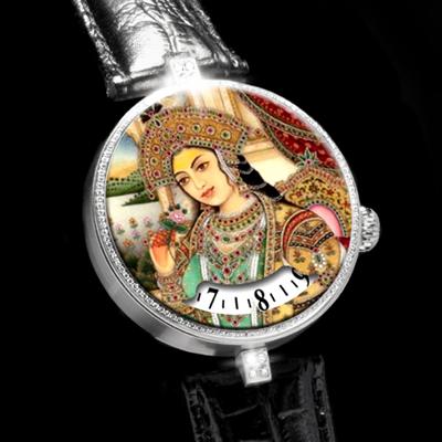 часы Angular Momentum Shah Jahan and Mumtaz Mahal