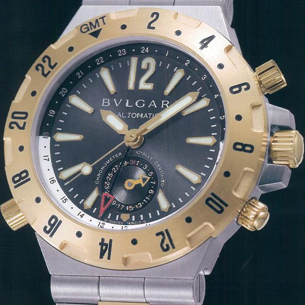 часы Bulgari DIAGONO Professional GMT