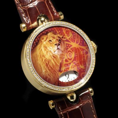 часы Angular Momentum African Lion