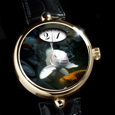 часы Angular Momentum The Koi