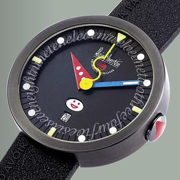 часы Alain Silberstein Black Basik