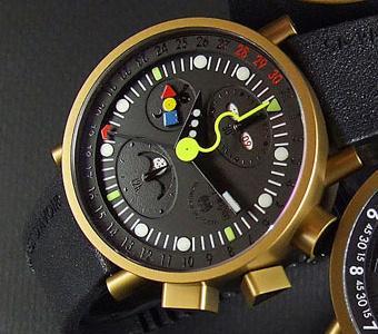 часы Alain Silberstein Krono 403