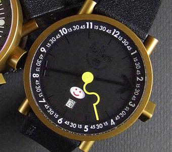 часы Alain Silberstein Pikto 402