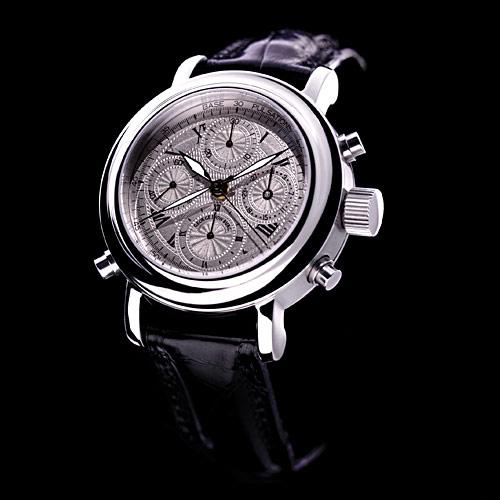 часы George J von Burg The Roman Rattrapante