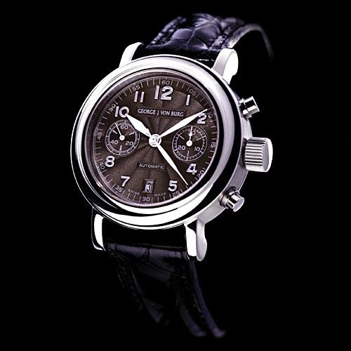 часы George J von Burg Classic Aviator
