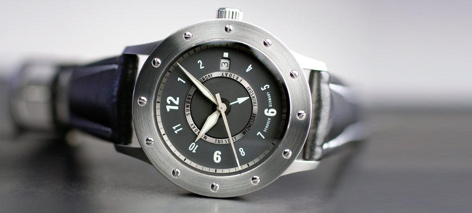 часы Schauer Day-Date Zentral