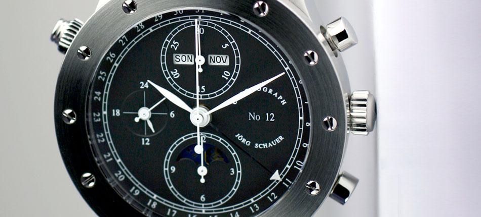 часы Schauer Edition 09