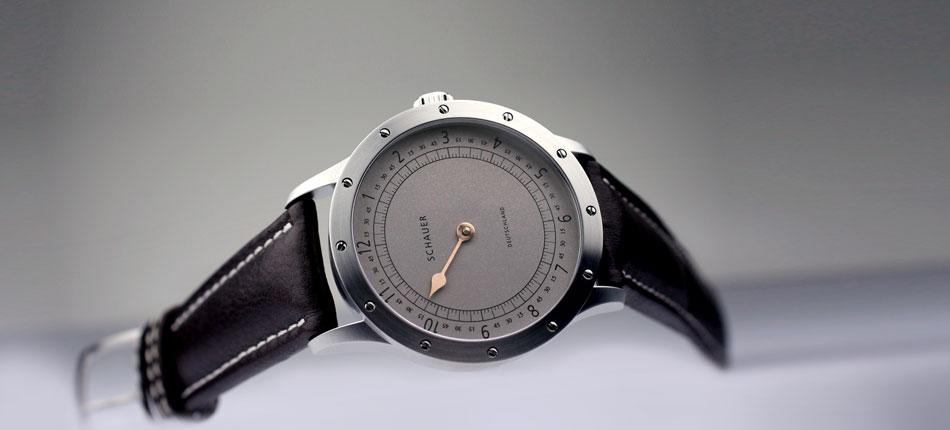 часы Schauer Einzeiger
