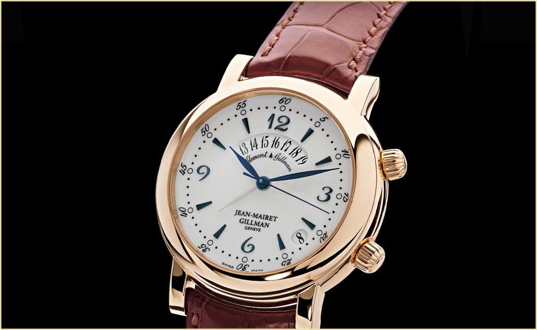 часы Jean-Mairet Gillman Clement Gillman