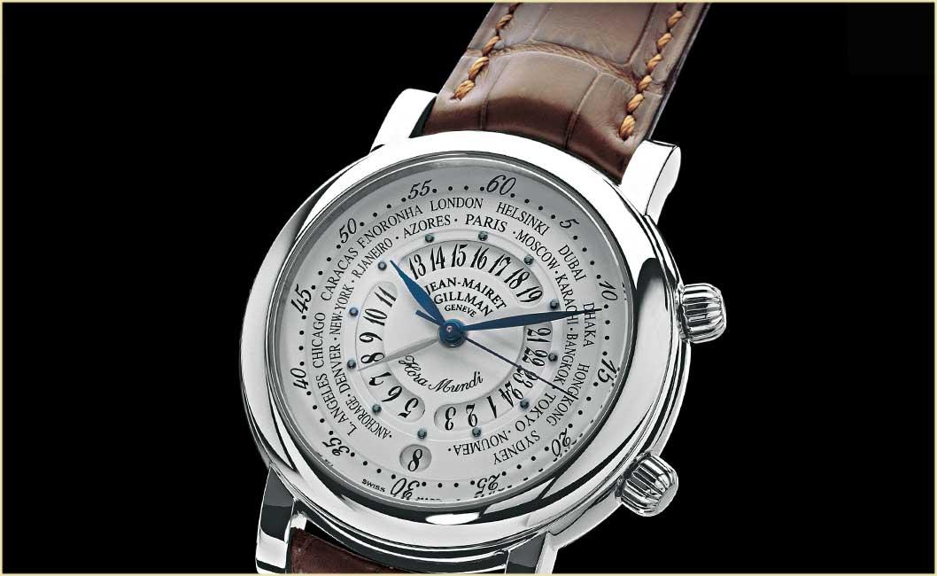 часы Jean-Mairet Gillman Hora Mundi