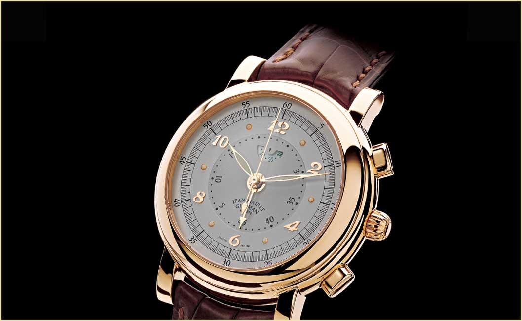 часы Jean-Mairet Gillman Chronograph Alexandre