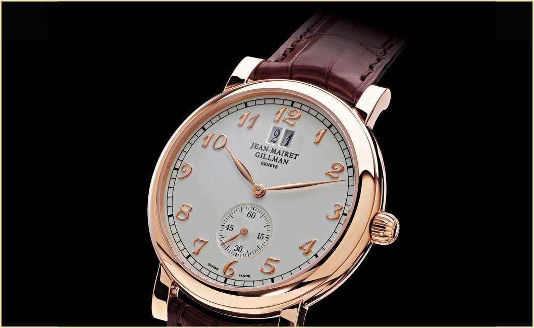 часы Jean-Mairet Gillman Grande Date