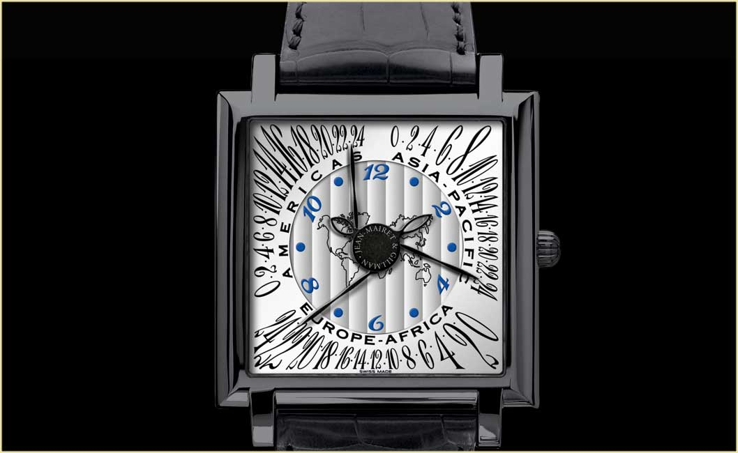 часы Jean-Mairet Gillman Continentes